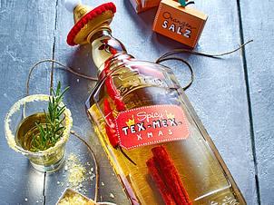 Spicy Texmex-Xmas und Orangensalz Rezept