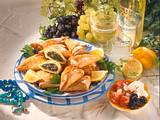 Spinatpita (Spanakópita) Rezept