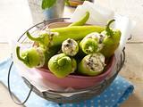 Spitzpaprika mit Thunfischcreme Rezept