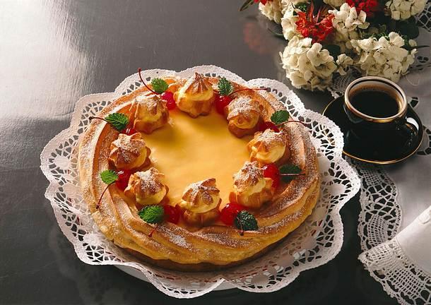St. Honore Torte Rezept