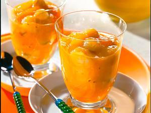 Stachelbeer-Aprikosen-Grütze Rezept