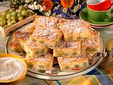 Stachelbeer-Blechkuchen Rezept