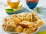 Stachelbeer-Blechkuchen mit Guss Rezept