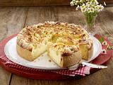 Stachelbeer-Kuchen mit Streuseln Rezept