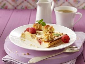 Stachelbeer-Makronen-Kuchen Rezept