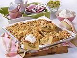 Stachelbeer-Streuselkuchen vom Blech Rezept