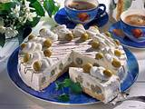 Stachelbeer-Vanillecreme-Torte Rezept
