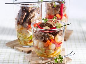 Steak-Cocktail Rezept