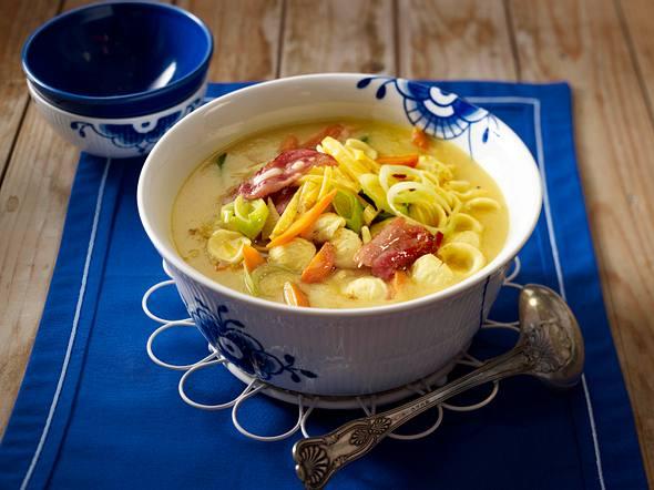 Steckrüben-Curry-Suppe Rezept