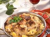 Steinpilz-Kartoffel-Püree mit Reh-Medaillons Rezept