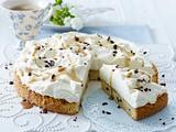 Stracciatella-Baileys-Kuchen Rezept