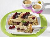 Stracciatella-Kuchen (Becherkuchen) Rezept