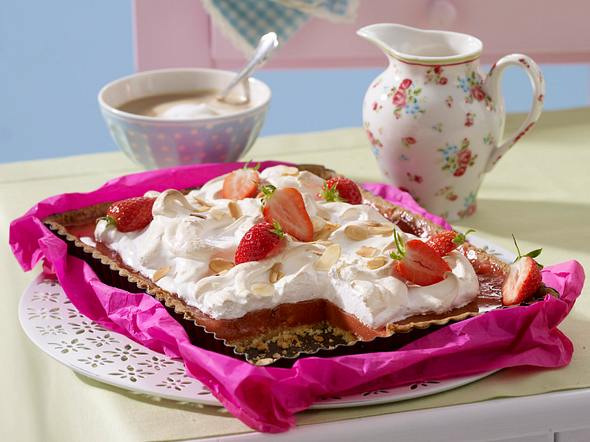 Strawberry-Pie Rezept