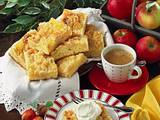 Streusel-Apfel-Blechkuchen Rezept