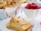 Streusel-Buttermilchkuchen vom Blech (Usedom) Rezept