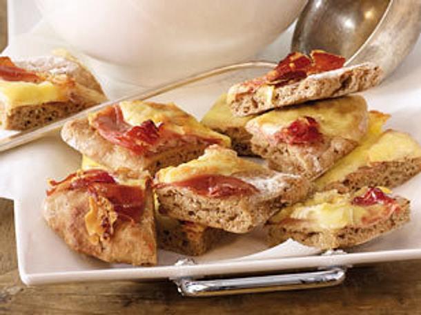 Südtiroler Brotfladen  Rezept