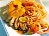 Süß-saure Gemüsenudeln Rezept