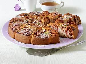 Süßer Schneckenkuchen Rezept