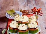 Süßkartoffel-Cupcakes Rezept