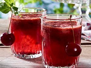 Summer Cherry Smoothie Rezept