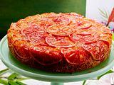 Sunrise-Cake mit Orangen--F7736705