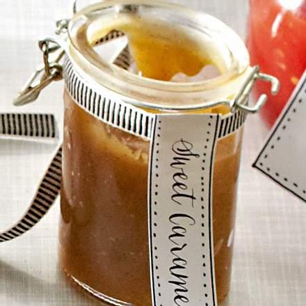 Sweet Caramel Cream Rezept