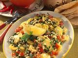 Syrischer Kartoffelsalat Rezept