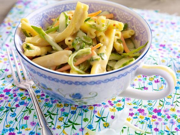 Szechuan-Nudelsalat Rezept