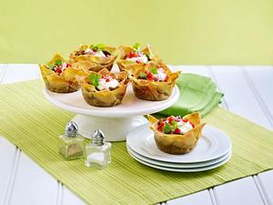 Taco-Cupcakes Rezept