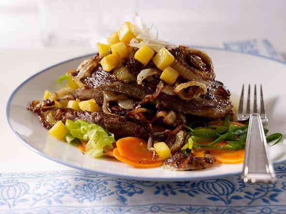 Tafelspitz-Steak Rezept