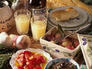 Tapenade (Olivenpüree) Rezept