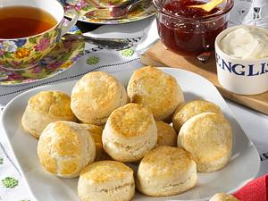 Tea Scones Rezept