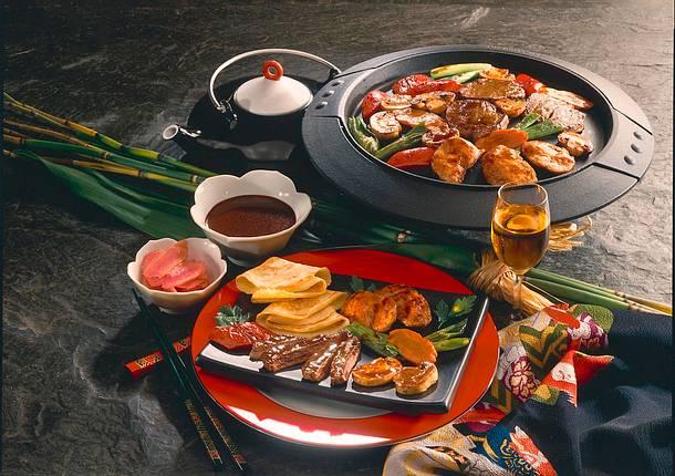 Teriyaki (Gegrilltes Fleisch mit  Sojaglasur) Rezept