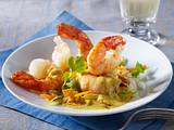 Thai-Garnelen-Curry Rezept