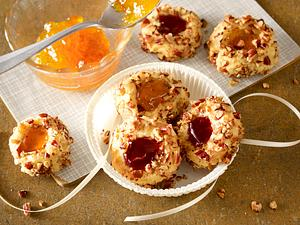 Thumbprint Cookies Rezept