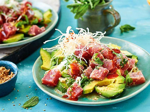 Thunfisch-Ceviche Rezept