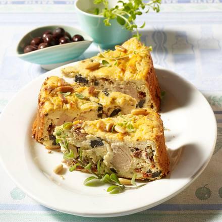 Thunfisch-Ricotta-Kuchen Rezept