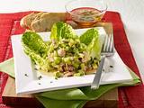 Thunfisch-Tatar mit Avocado und Vinaigrette Rezept