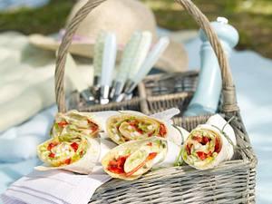 Thunfisch-Wrap Rezept
