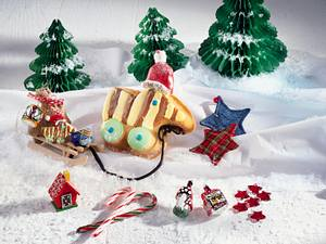 Tigerente im Weihnachts-Look Rezept