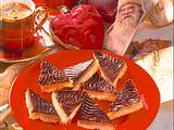 Toffee-Shortbread Rezept