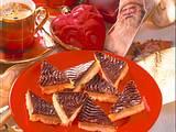 Toffee-Shortbread Rezept