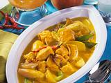 Tofu-Curry mit Apfel Rezept
