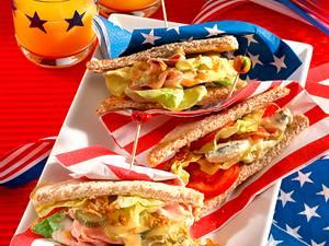 Tolle Sandwiches Rezept