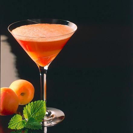 Tomaten- Aprikose-Cocktail Rezept
