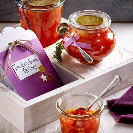 Tomaten-Birnen-Chutney Rezept