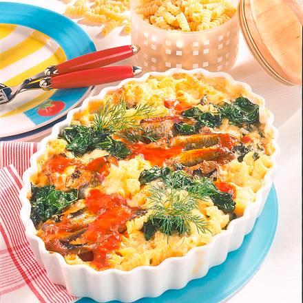 Tomaten-Fisch-Gratin Rezept