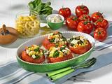 Tomaten mit Spinat-Schafskäse Rezept