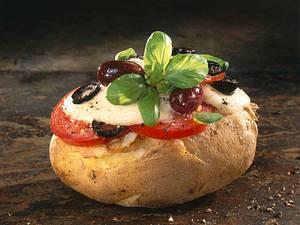 Tomaten-Mozzarella-Kartoffel Rezept