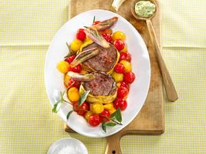 Tomaten-Ratatouille Rezept